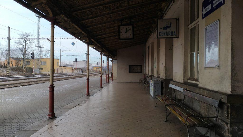 Jihlava_stazione