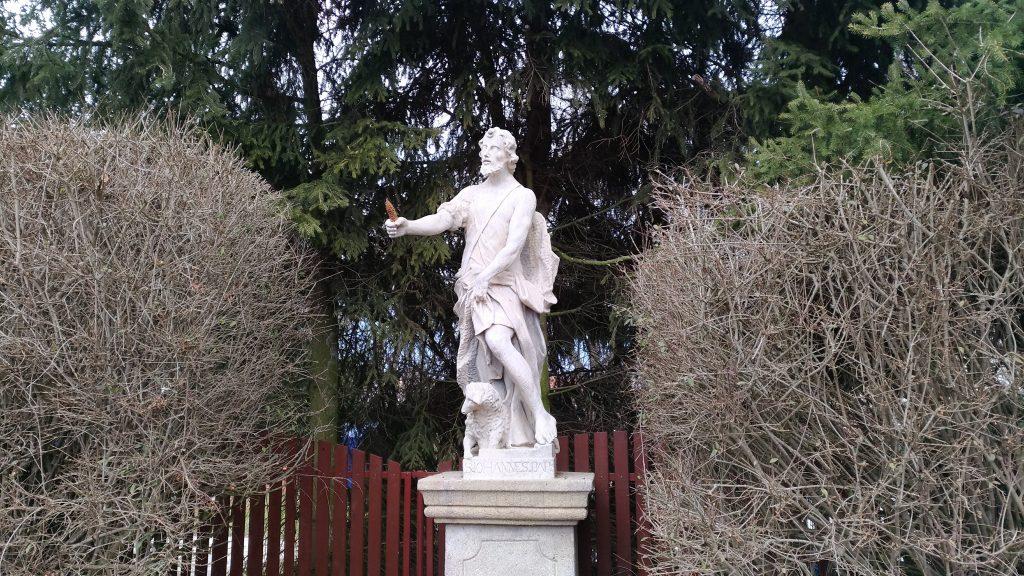 Telc_statua